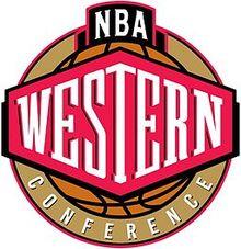 conférence ouest NBA basket basketball