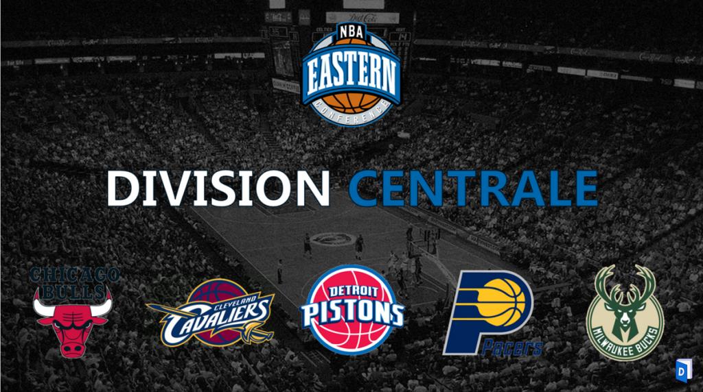 division centrale nba basket basketball