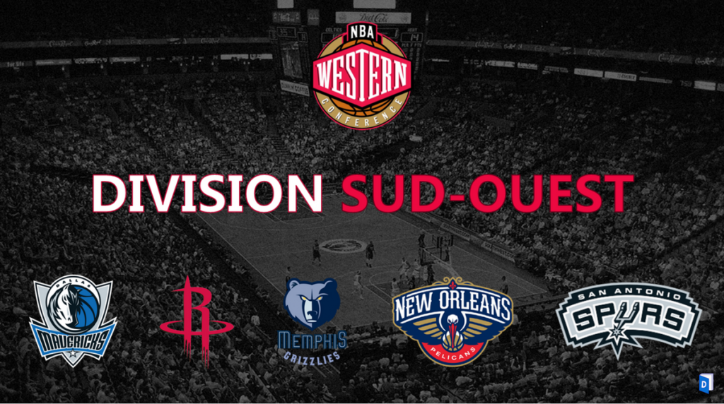 division sud ouest basketball nba basket